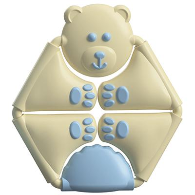 silikonski medvedek 1